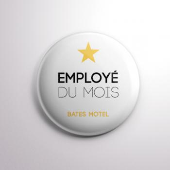 Badge Bates Motel