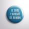 Badge L'Avocat de Roman