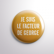 Badge Le Facteur de George
