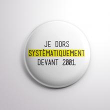 Badge 2001