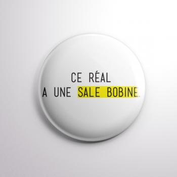 Badge Sale Bobine