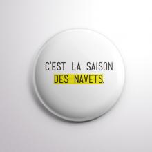 Badge Saison des Navets