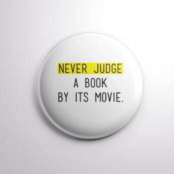 Badge Judge a Book