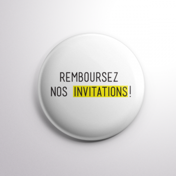 Badge Invitations