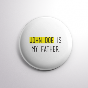 Badge John Doe