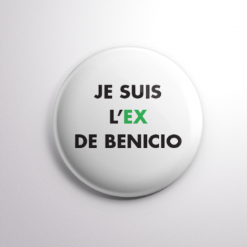 Badge L'ex de Benicio