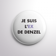 Badge L'ex de Denzel