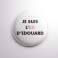 Badge L'ex d'Édouard