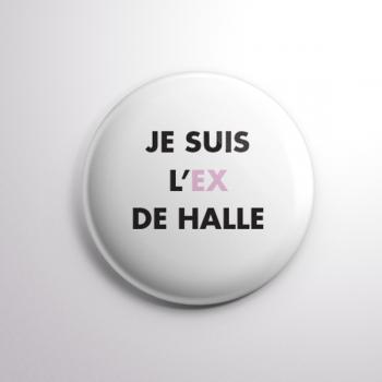 Badge L'ex de Halle