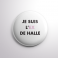 Badge L'ex de Halle