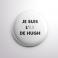 Badge L'ex de Hugh