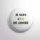 Badge L'ex de Javier