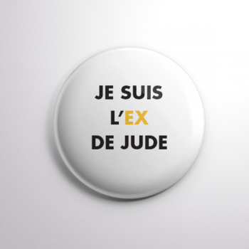 Badge L'ex de Jude