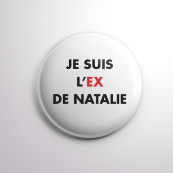 Badge L'ex de Natalie