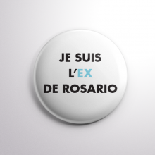 Badge L'ex de Rosario
