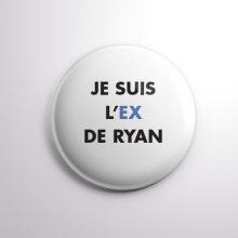 Badge L'ex de Ryan