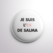 Badge L'ex de Salma