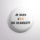 Badge L'ex de Scarlett