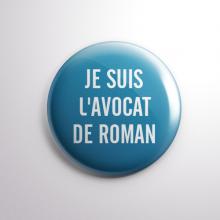 Badge L'Avocat de Roman