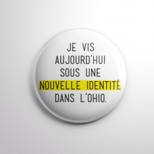 Badge Nouvelle Identité