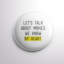Badge Let's Talk