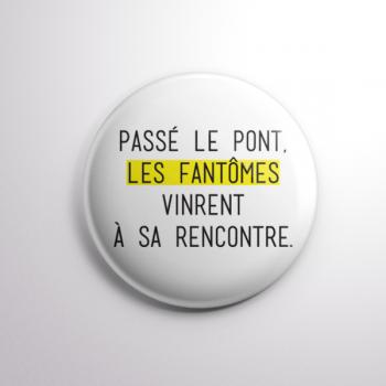 Badge Les Fantômes