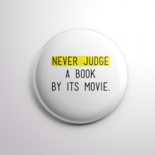 Badge Judge a Book