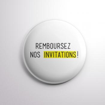 Badge Invitations