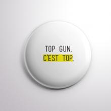 Badge Top Gun