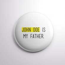 Badge John Doe