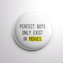 Badge Perfect Boys