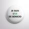 Badge L'ex de Benicio