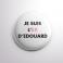 Badge L'ex d'Édouard