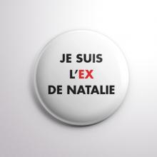 Badge L'ex de Natalie