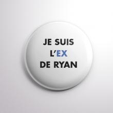 Badge L'ex de Ryan