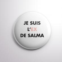 Badge L'ex de Salma