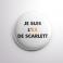 Badge L'ex de Scarlett
