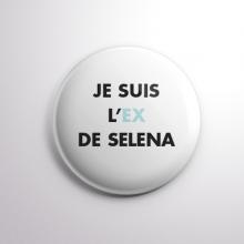 Badge L'ex de Selena