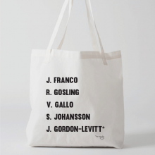 Tote Bag My Crazy List