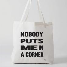 Tote Bag Nobody